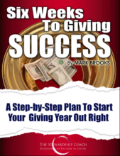 Six Weeks To Giving Success ($9.95)