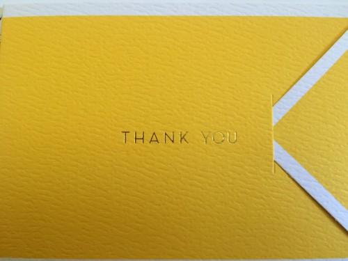 Do You Say Thank You Enough?